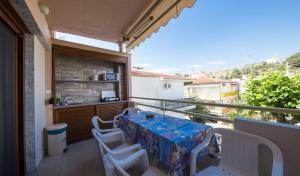 Balcony overview